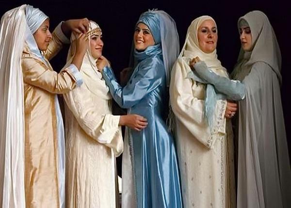 การแต่งกาย ตุรกี