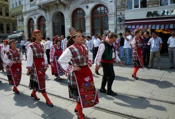 วัฒนธรรมตุรกี