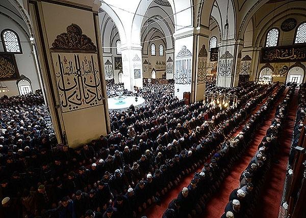 ศาสนาของตุรกี