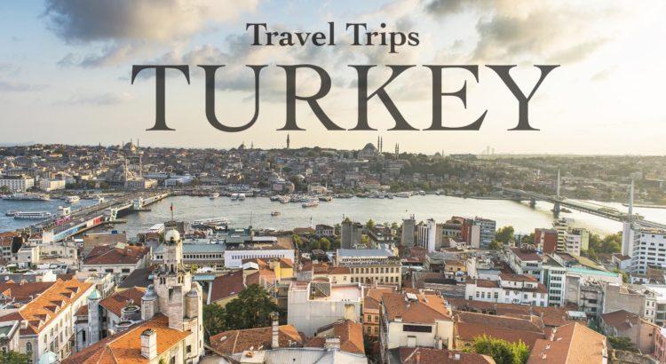 สถานที่ท่องเที่ยวตุรกี