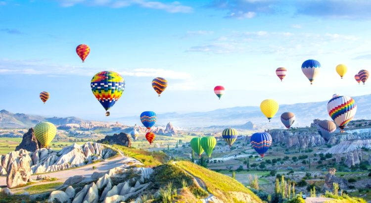 สถานที่ท่องเที่ยว ประเทศตุรกี