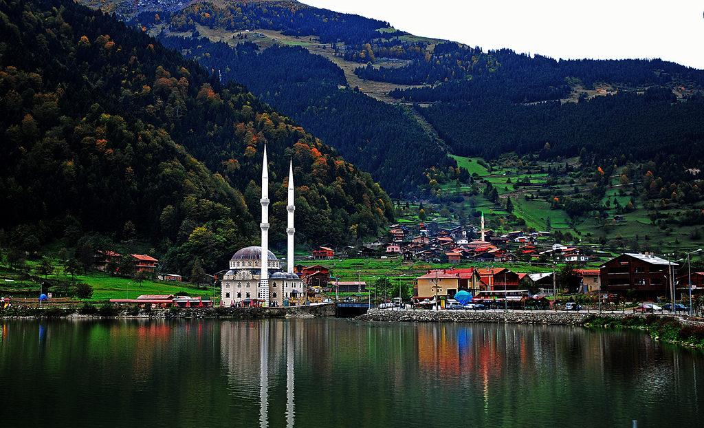 Lake Uzungol