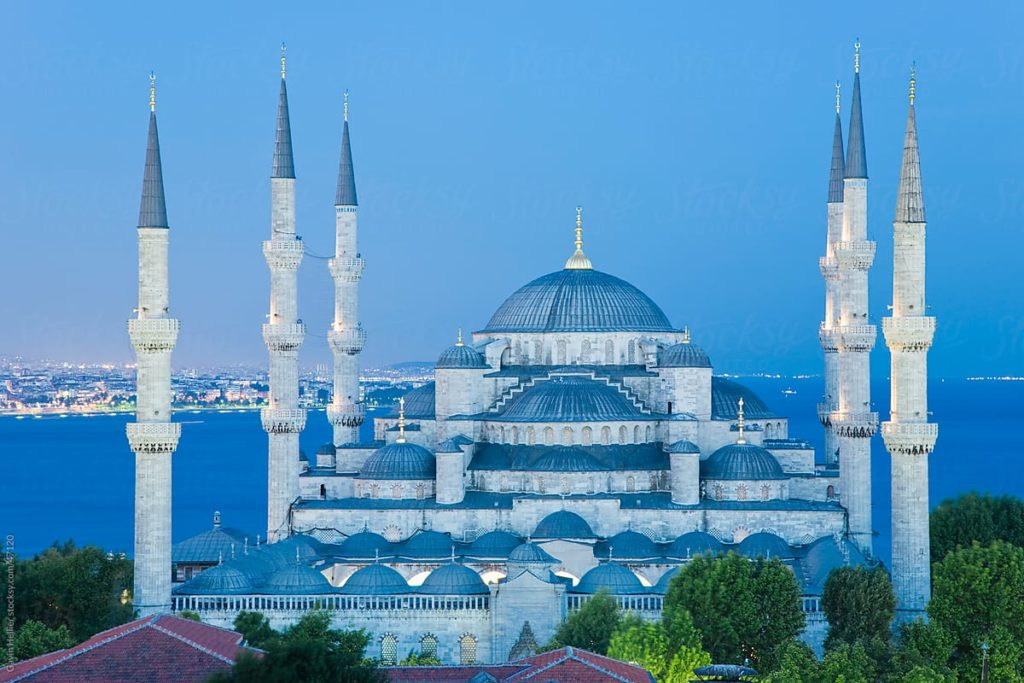 Sultan Ahmed Mosque,Istanbul