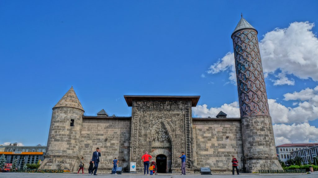 Yakutiye Medresesi Erzurum